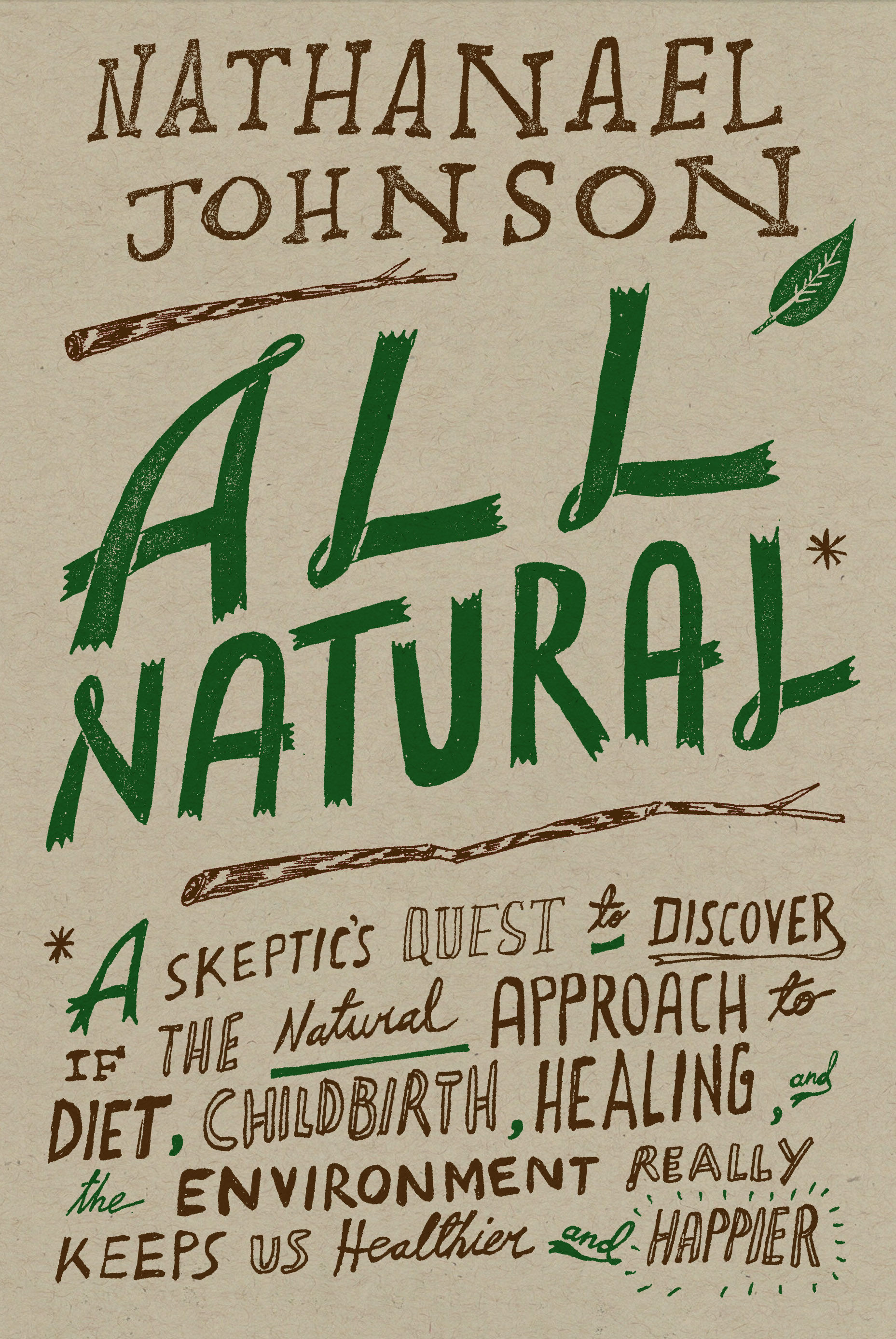 All Natural Beauty Products For
